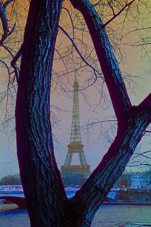 1966 Paris by John Spencer