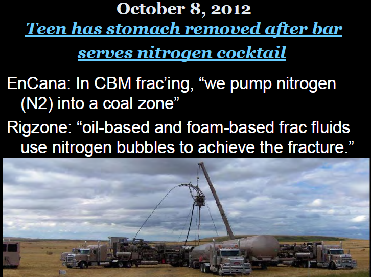 2012 10 08 Nitrogen Cocktail Stomach Removal EnCana Rigzone Frack N2 Nitrogen