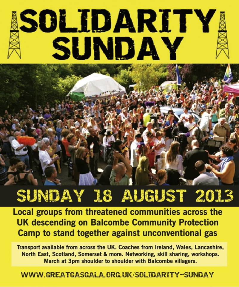 2013 08 18 Balcombe Community Protection