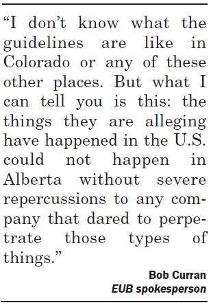 2006 03 21 CBM checks, balances in place Industry and the regulators opinion Screen Capture Bob Curran quote