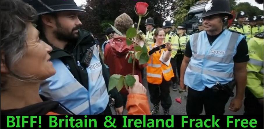2013 Britain & Ireland Frack Free