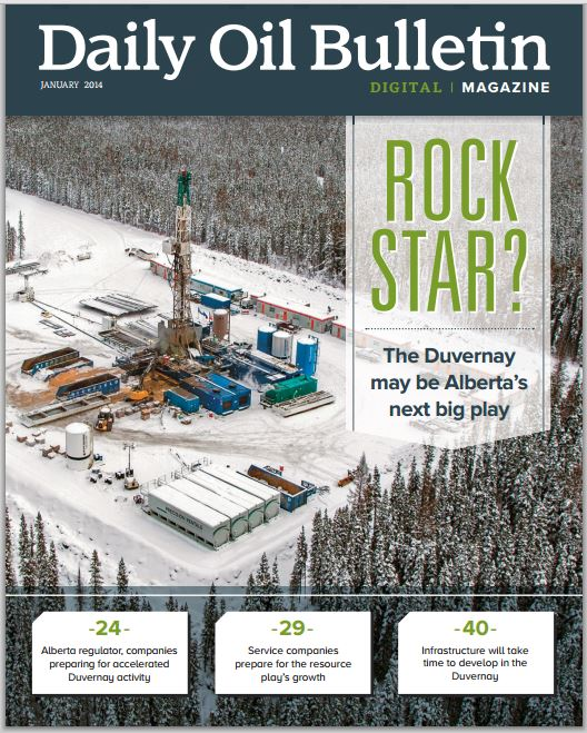 2014 01 Duvernay Alberta's Rock Star Play Accelerated development