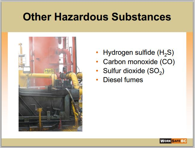 2014 06 24 Other Hazardous Substances in Drilling