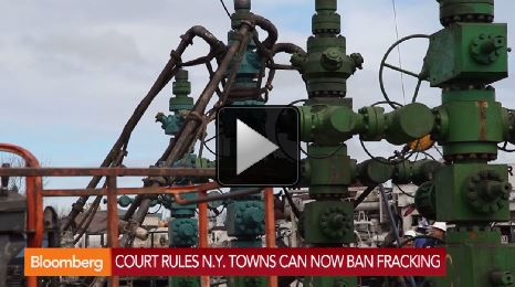 2014 06 30 New York Appeal Court Towns can ban fracing