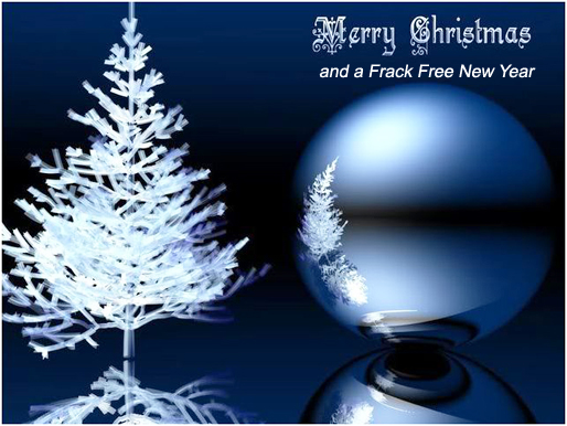 2014 merry christmas IRELAND and a frac free new year