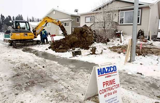2010 12 06 Crying Foul over Calmar Gas Well residents upset about lack of compensation loss of property values