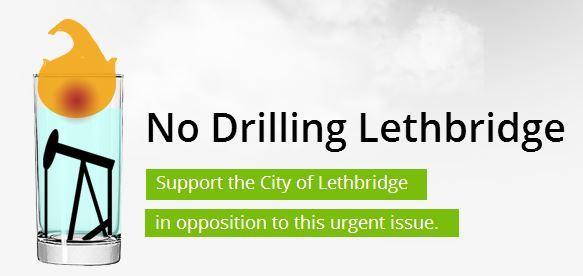 2014 01 13 No Drilling Lethbridge