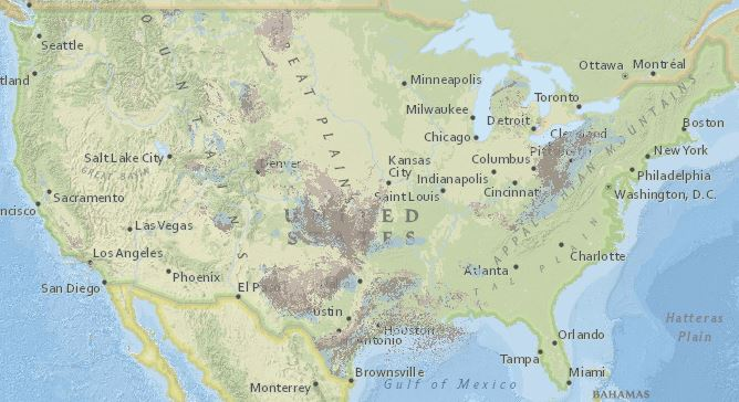 2014 02 11 map of oil and gas wells usa
