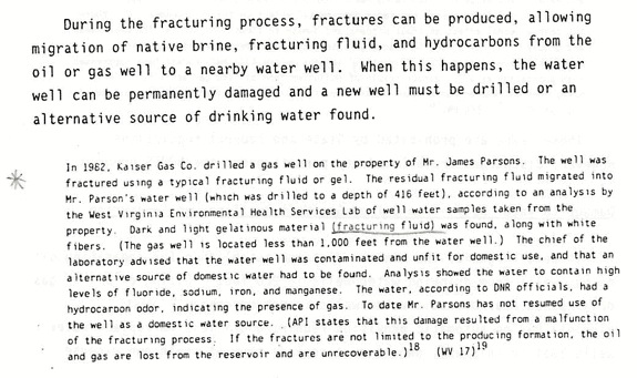1987 EPAFrackingContaminationReport snap