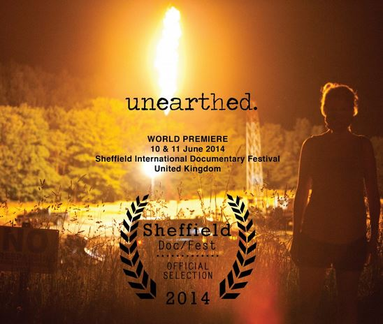 2014 06 10 11 Unearthed world premier