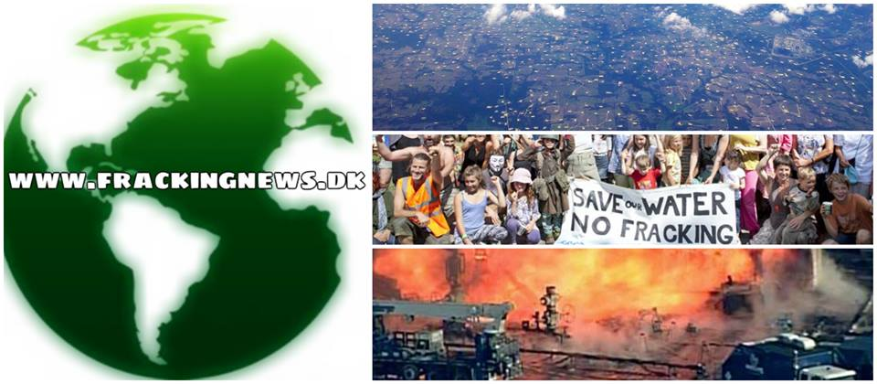 2015 05 09 Fracking News DK