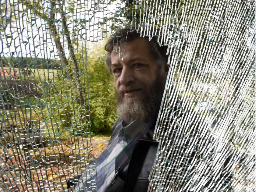 2015 09 17 Henry Neumann edmonton-alberta-what-the-frack-shattered home window