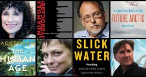 2015 09 26 Kingston Slick Water event, Andrew Nikiforuk, moderated by Carol Off