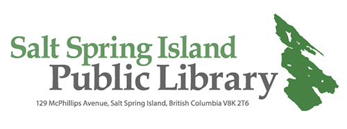 2015 11 26 Andrew Nikiforuk Slick Water islands book tour, Salt Spring Public Library