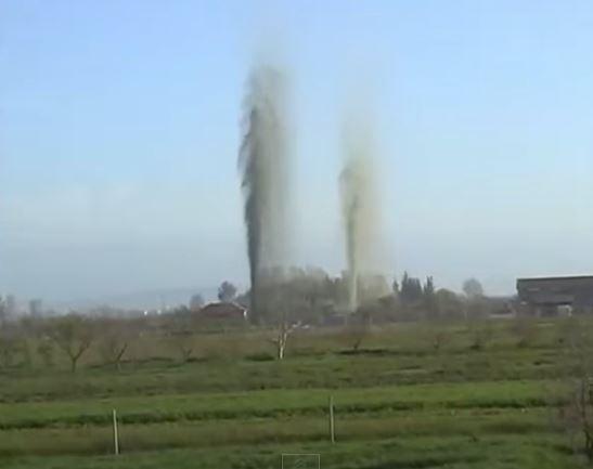 2015 Albania Screen TV, Banker's Petroleum Geysers 10