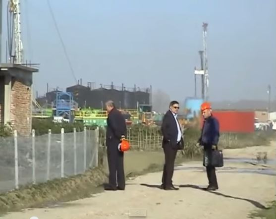 2015 Albania Screen TV, Banker's Petroleum Geysers 7