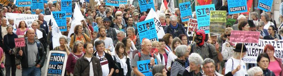 2016 02 29 gaz-de-schiste-montelimar, thousands protest administrative court reawarding total permit