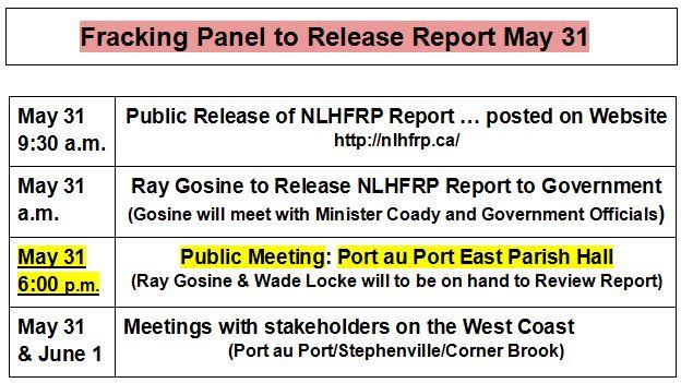 2016 05 31 NL Frac Panel Report to govt