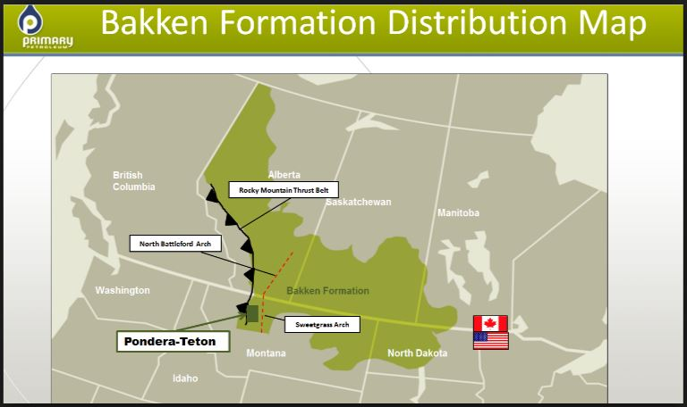 2016 09 05 screen capture Bakken formation distribution map