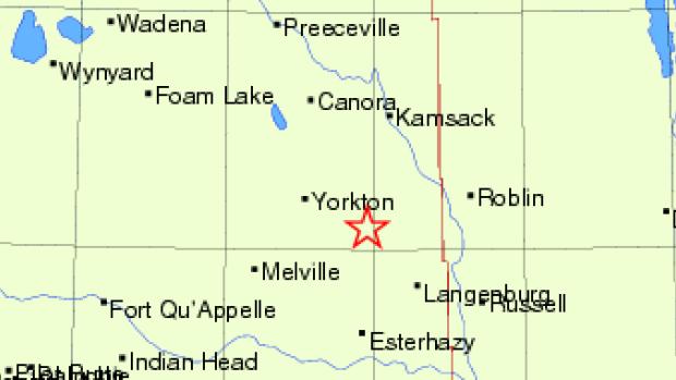 2016 09 05 yorkton sk earthquake