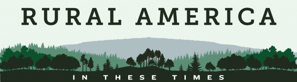 2016 In These Times Rural America Logo