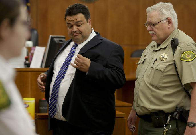 2017 03 30 convicted rapist, Keith Vallejo, former Mormon Bishop, horrrifc, yet judge called him an extraordinary good man. biased much judge