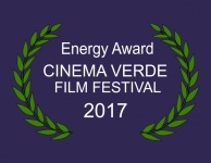 2017 Cinema Verde Energy Award to Neal Livingston's film '100 Short Stories'