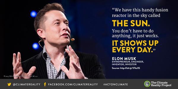 Elon Musk Solar Lithium Storage