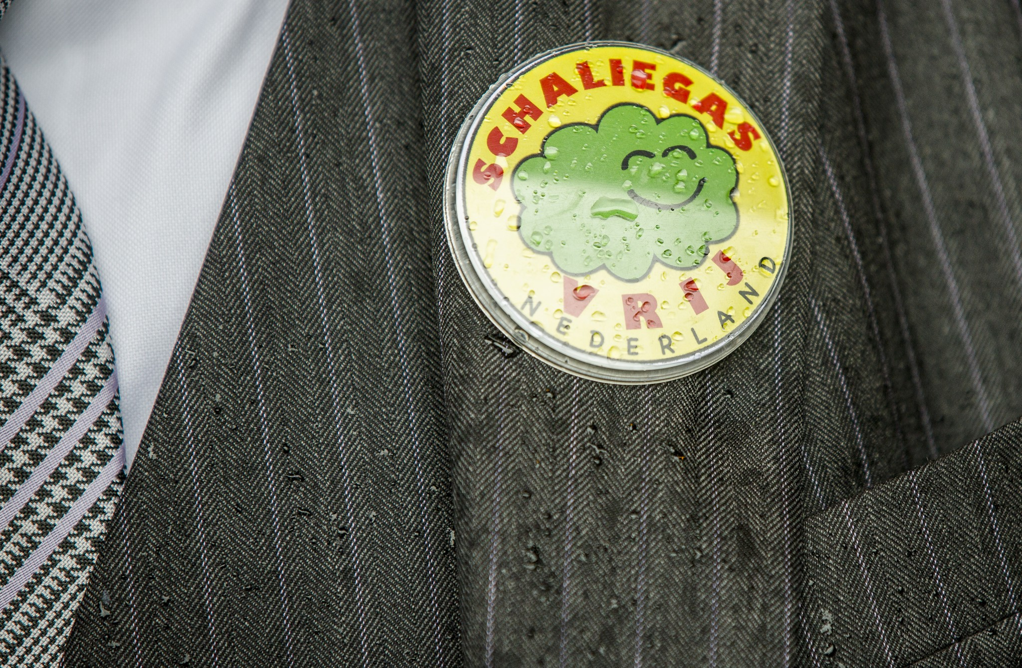 Schalie Gas Vrej Nederland button