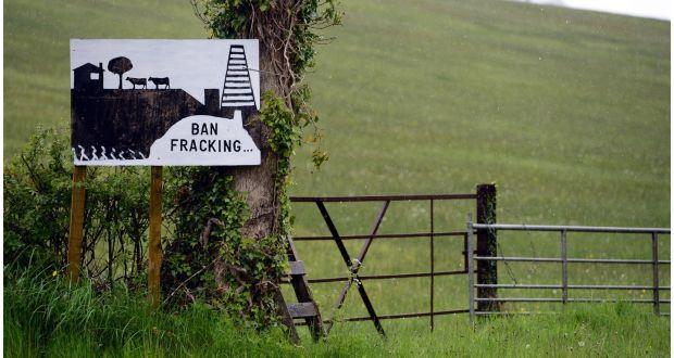 Sligo Ban Fracking Photo