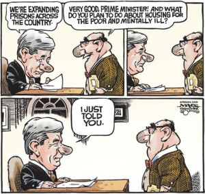 harper prisons for poor and mentally ill