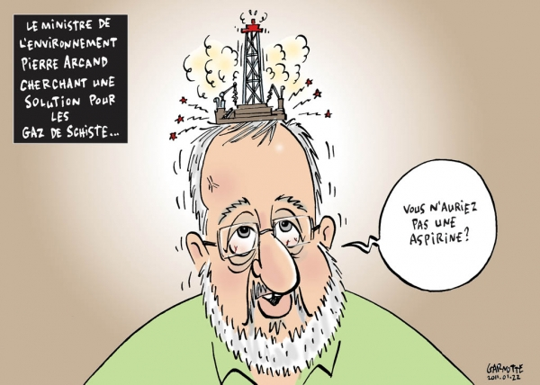 le-ministre-de-l-environnement-pierre-arcand-cherchant-une-solution-pour-les-gaz-de-schiste